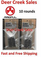 10 rounds MAGPUL 223 Rem 5.56 Dummy Rounds MAG215 FACTORY PACKS  2 FREE STICKERS