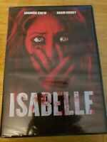 Isabelle (DVD-2019) Widescreen, brand new free shipping