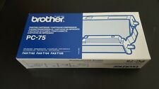Cartouche d'impression BROTHER PC-75 Neuve (printing cartridge)