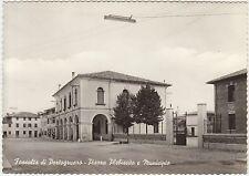 FOSSALTA DI PORTOGRUARO - PIAZZA PLEBISCITO E MUNICIPIO (VENEZIA)