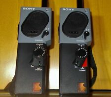 2xSony ICB 33 H NEU/New komplett, nie genutzt, never used  RAR