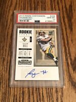 2017 Contenders Taysom Hill Rookie Ticket Auto PSA 10 Gem Mint RC
