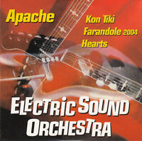 Electric Sound Orchestra CD Sampler Apache - France