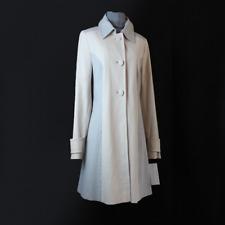 "ERICH FEND ""GLADILA 45"" Trenchcoat Neu UVP 279€ Mantel Größe 38 40 Beige jacke"