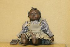 Sarah'S Attic Granny's Favorite Limited 1039/2000 Abc School Gir Sassafras Doll