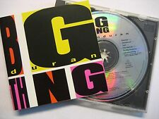 "DURAN DURAN ""BIG THING"" - CD - 13 SONGS"