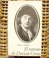 Oscar Wilde/ El retrato de Dorian Gray/ Círculo de lectores/ 1966