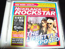 Nickelback Rockstar Promo CD Single