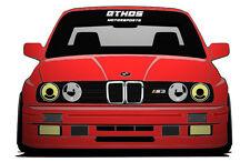 ETHOS Motorsports Rendimiento Chip BMW 320i 325i 520i 525i M20B20 M20B25 E30 E34