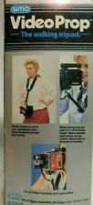 """Sima Video Prop THE WALKING TRI-POD 10.5""""-16"""" Extension 1987 NO BLURRY Pictures"""