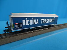 Marklin 4735,907 SBB CFF Hbils Freight Car RICHINA TRANSPORTI