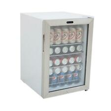 Whynter Can Cooler Beverage Refrigerator Cellar Compact w Lock 19 Inch 12 oz New