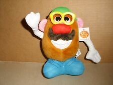 Mr. Potato Head 1998 Hasbro Soft Plush w/ Glasses 8'' Nanco Collectible