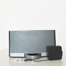 BOSE  Sounddock Speakers w/ Bluetooth Adapter