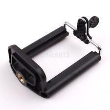 Clip Bracket Monopod Tripod Stand Mount Holder Adapter For Selfie Stick Phone AU