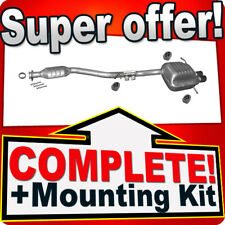 MERCEDES C180 CL203 1.8, 2.0 and 2.3 Kompressor since 02 Exhaust Silencer Y59