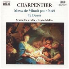 Charpentier: Messe de Minuit pour Noël; Te Deum, New Music