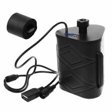 Battery Storage Box Mobile Power Bank USB Charger for Smartphone Bike 18650