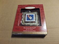The Cat in the Hat Dr. Seuss 1999 Hallmark Ornament Never Displayed