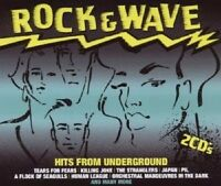 ROCK & WAVE-HITS FROM UNDERGROUND 2 CD NEU