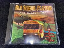 Old School Players Old School Bass 305 Dm Records Miami Booty Bass Cd