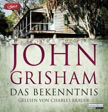 das Bekenntnis John Grisham Mp3 deutsch 2019