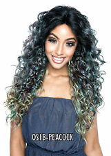 [LACE FRONT] ISIS MANE CONCEPT OIL SLICK RED CARPET LACE WIG - RCP780 DELILAH