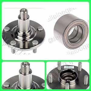 FOR 2005-2014 TOYOTA TACOMA X-RUNNER FRONT WHEEL HUB & BEARING (5 STUDS) 1 SIDE