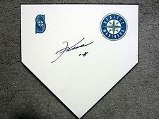 HISASHI IWAKUMA Seattle Mariners SIGNED Autographed Home Plate Base w/COA