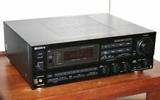 Vintage SONY GX57ES Receiver. Spontaneous Twin Drive. Great Sound JAPAN RARE