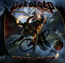 POKOLGEP - METALBOMB  CD NEU