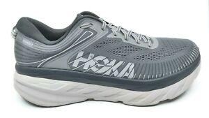 HOKA ONE ONE Bondi 7 Men's Cushioned Running Shoes Size 13 1110518 WDDS
