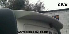RENAULT Trafic  REAR SPOILER fits 01-14, fits fits TRAFIC. PRIMASTAR. IN PRIMER