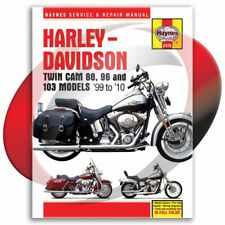 2000-2010 Harley Davidson Softail Haynes Repair Manual 2478 Shop Service Garage