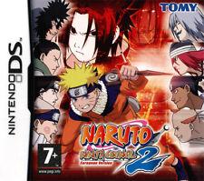 Naruto Ninja council 2 Nintendo DS, DSi, DS lite, jeu vendu en loose