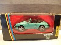 Schabak 1/43 - Porsche 911 Carrera 2 cabriolet grun