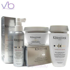 KERASTASE Specifique (Stimuliste Spray, Bain Prevention, Masque Hydra-Apai​sant)
