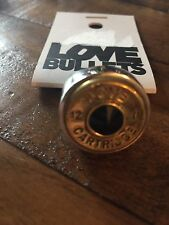 $180 Lovebullets U.K. Asos Shotgun Shell Ring Crystal Bullet Anthropologie