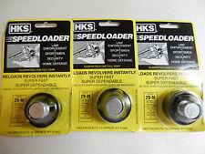 HKS Speedloader;  29-M;  6-Shot;  3 Pack;  44 Spec, 44 Mag;  Fast & Dependable