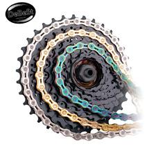 Cadena para Bicicleta 9/10/11 Velocidades Speed Bicycle Chain Mtb Bike Chain Con
