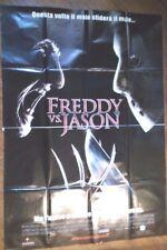 FILM-FREDDY VS JASON-ANNO 2003-MANIFESTO ORIGINALE(200 X 140)N.254