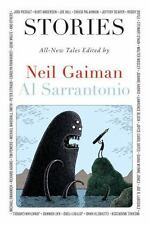 Stories: All-New Tales by Neil Gaiman (Paperback / softback)