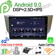 "9"" Android 9.0 for Lexus RX300/330/350/400h  Car Stereo GPS NAVI Toyota Harrier"