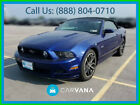 2013 Ford Mustang GT Premium Convertible 2D Cruise Control ABS (4-Wheel) Rear Spoiler Air Conditioning Leather Power Soft