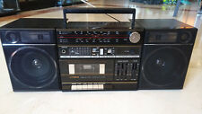 Vintage FISHER PH-400K Hi-Fi radio cassette recorder boombox ghettoblaster works