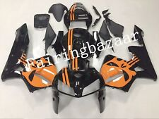 Fit for CBR600RR 2005 2006 PUNISHER Orange Black ABS Injection Mold Fairing Kit
