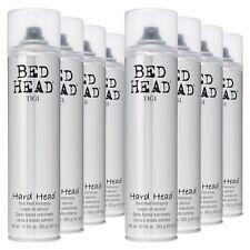 TIGI Bed Head HARD HEAD Hard Hold Hairspray Haarspray starker Halt 8x 385 ml