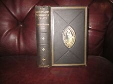 ANTIQUE 1891~C.H. SPURGEON~THE METROPOLITAN TABERNACLE PULPIT~PASS. & ALA.~WHOA!