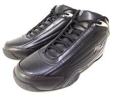 FILA Slam 12C Basketball Men's Shoes US Size: 10.5  Black NEW ONLY ONE
