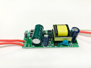 1-3 4-7 8-12 25-36W LED Driver Input Power Supply Constant Current Transformer